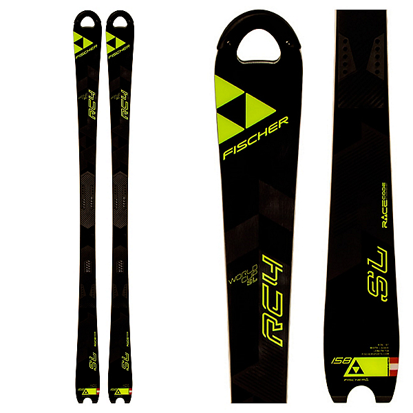 Fischer RC4 World Cup SL WCP Race Skis 2017, , 600