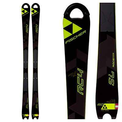 Fischer RC4 World Cup SL Junior Race Skis 2017, , viewer