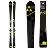 Fischer RC4 World Cup GS Jr. Curv Booster Junior Race Skis 2017, , medium