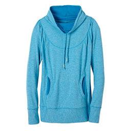 Prana Womens Ember Top, Electro Blue, 256