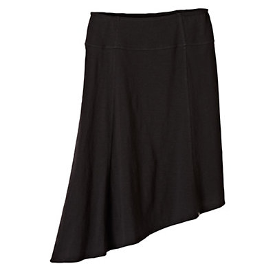 Prana Jacinta Womens Skirt, Black, viewer