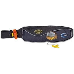 MTI Fluid 2.0 Inflatable Belt Pack - PFD, Black, 256