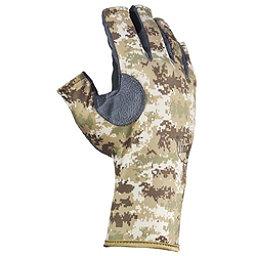 Buff Pro-Series Angler III Paddling Gloves, Pixel Desert, 256
