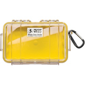 Pelican Case 1040 Micro Case 2017, Yellow-Clear, medium