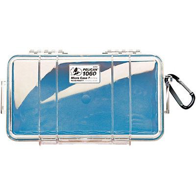 Pelican Case 1060 Micro Case 2017, Blue-Clear, viewer