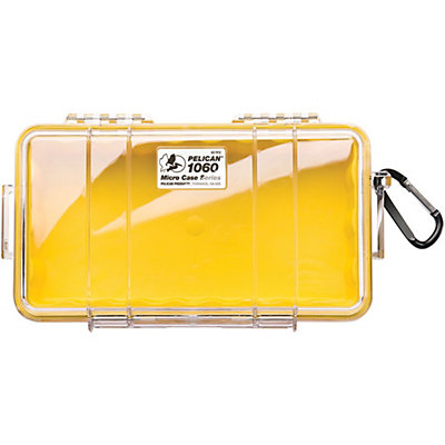 Pelican Case 1060 Micro Case 2016, Blue-Clear, viewer