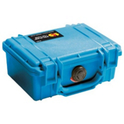 Pelican Case Small 1120 Dry Box, Blue, medium