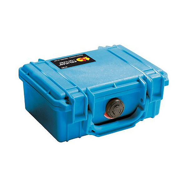 Pelican Case Small 1120 Dry Box, Blue, 600