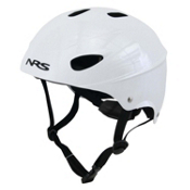 NRS Havoc Livery Helmet 2017, White, medium