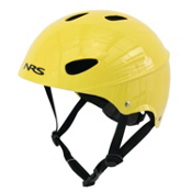 NRS Havoc Livery Helmet, Yellow, medium