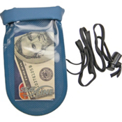 SealLine See Pouch Dry Bag, Blue, medium