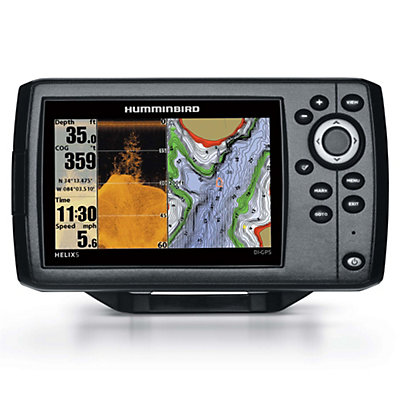 Humminbird HELIX 5 DI GPS, , viewer