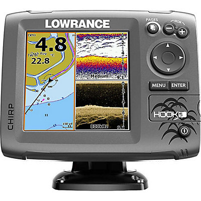Lowrance Hook 5 2016, , viewer