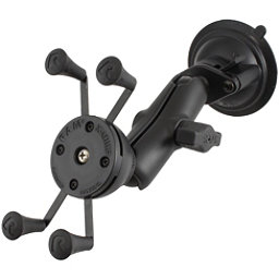 RAM Mounts Universal Cell Phone Holder with Suction Mount, , 256