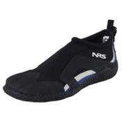 NRS Men's Kicker Remix Wetshoe 2016, Black-Blue, medium