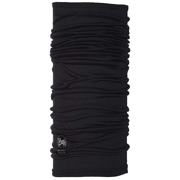 Buff Wool Multifunctional Headwear 2017, Black, 600
