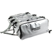 Seattle Sports Catch Cooler 20 Fish Bag 2016, Silver, medium