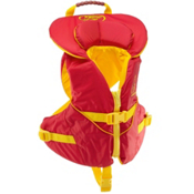 Stohlquist Nemo Kid's Life Jacket - PFD, Red, medium