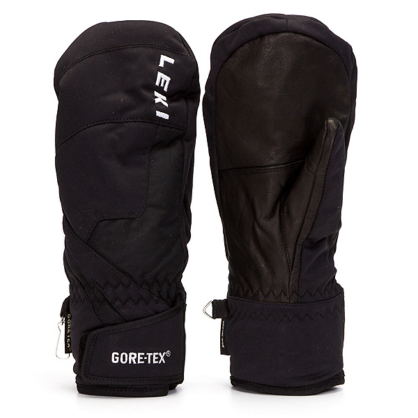 Leki Active Gortex Mittens, Black, 600