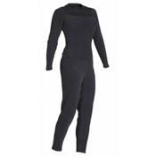 Immersion Research ThickSkin Union Suit - Women's 2016, Black, medium