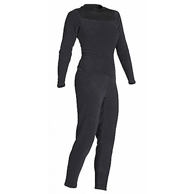 Immersion Research ThickSkin Union Suit - Women's 2016, Black, viewer