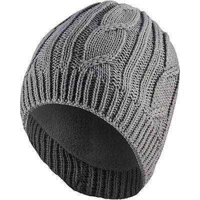 Seal Skinz Waterproof Knit Beanie, Gray, viewer
