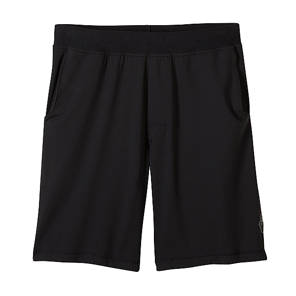 Prana Mojo Chakara Mens Shorts, Black, 600