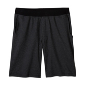 Prana Mojo Chakara Mens Short, Charcoal, medium