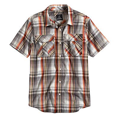 Prana Ostend Mens Shirt, , viewer