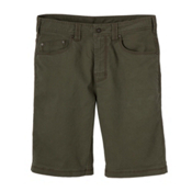 Prana Bronson 9in Mens Shorts, Cargo Green, medium