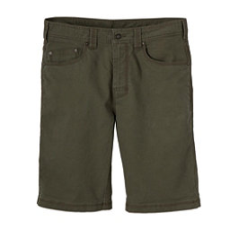 Prana Bronson 9in Mens Shorts, Cargo Green, 256