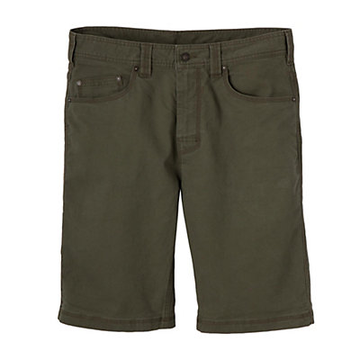 Prana Bronson 9in Mens Shorts, Cargo Green, viewer