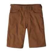 Prana Bronson 9in Mens Short, Sepia, medium