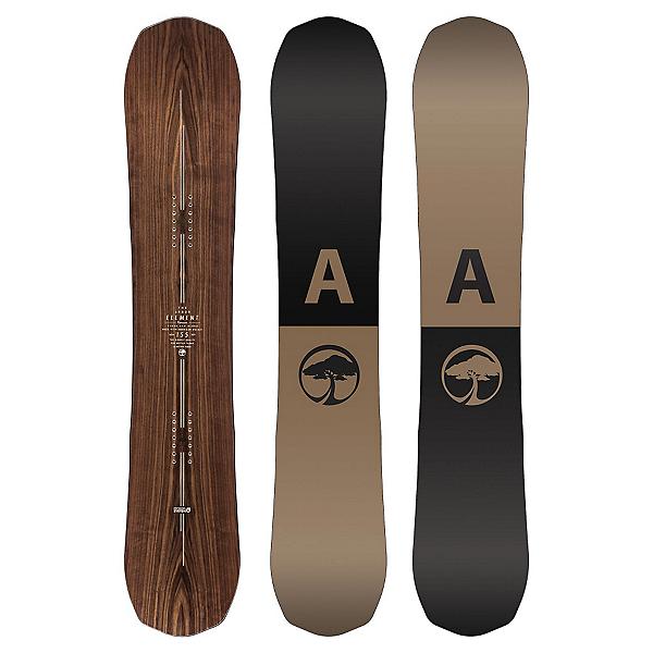 Arbor Element Premium Midwide Snowboard 2017, , 600