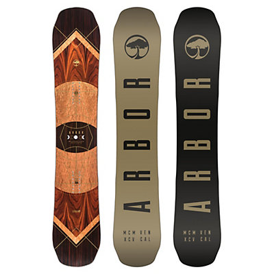 Arbor Wasteland Mid Wide Snowboard 2017, , viewer