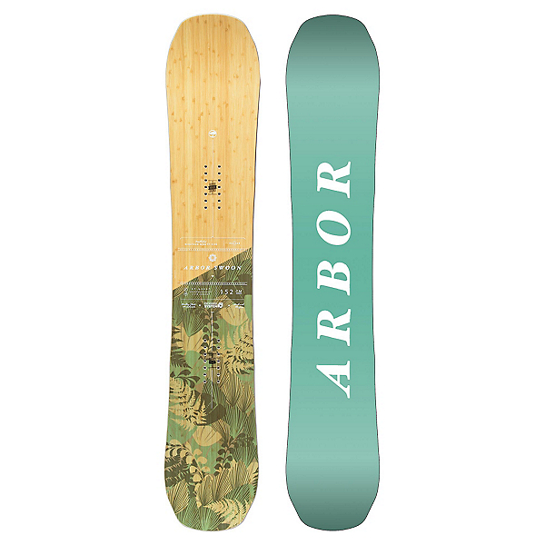 Arbor Swoon Rocker Womens Snowboard 2017, , 600
