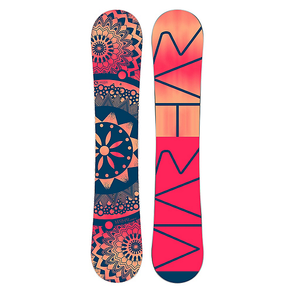 Marhar Katana Womens Snowboard 2017, , 600
