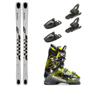 Kastle BMX 78, Tyrolia SX 10, and Rossignol Alias Sensor 120 Ski Package, , medium