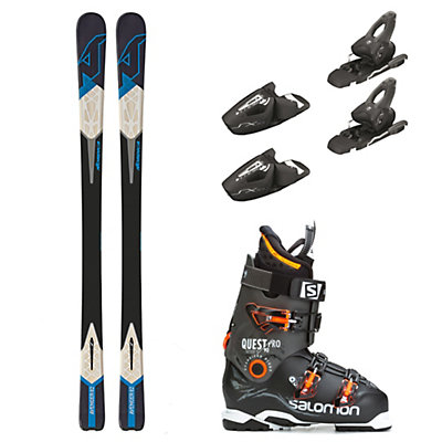 Nordica Avenger 82, Tyrolia SX 10, and Salomon Quest Pro 90 Ski Package, , viewer