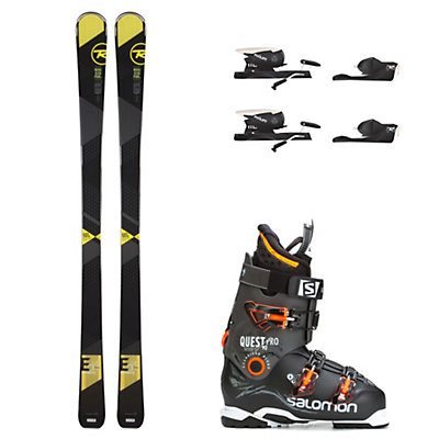Rossignol Experience 84, and Salomon Quest Pro 90 Ski Package, , viewer