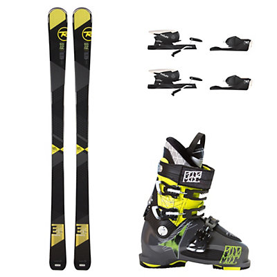 Rossignol Experience 84, and Atomic Waymaker Carbon 110X Ski Package, , viewer