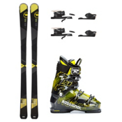 Rossignol Experience 84 Alias Sensor 120 Ski Package 2016, , medium