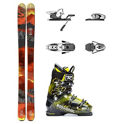 Salomon Q-98 Alias Sensor 120 Ski Package, , viewer