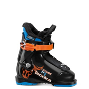 Tecnica JT 1 Cochise Kids Ski Boots 2017, Black-Orange, medium