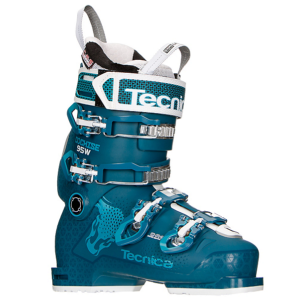 Tecnica Cochise 95W Womens Ski Boots 2017, Blue, 600