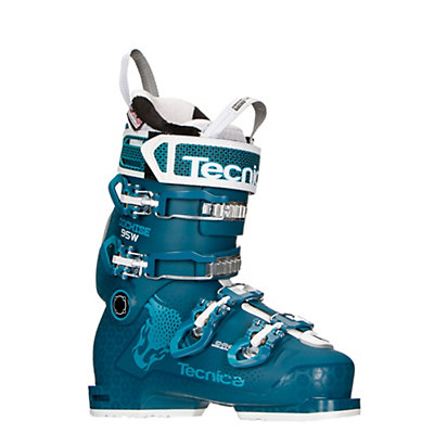 Tecnica Cochise 95W Womens Ski Boots 2017, Blue, viewer