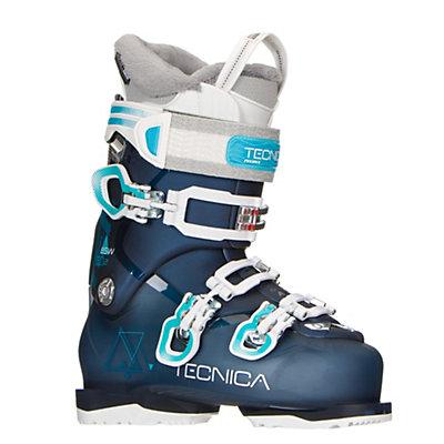 Tecnica Ten.2 85W C.A. Womens Ski Boots 2017, Blue, viewer