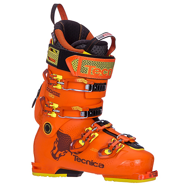 Tecnica Cochise Pro 130 Ski Boots 2018, Orange, 600