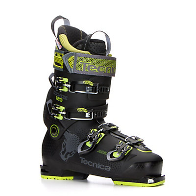 Tecnica Cochise 120 Ski Boots 2017, Black, viewer