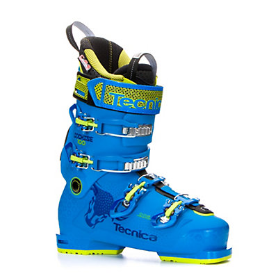 Tecnica Cochise 100 Ski Boots 2017, Blue, viewer